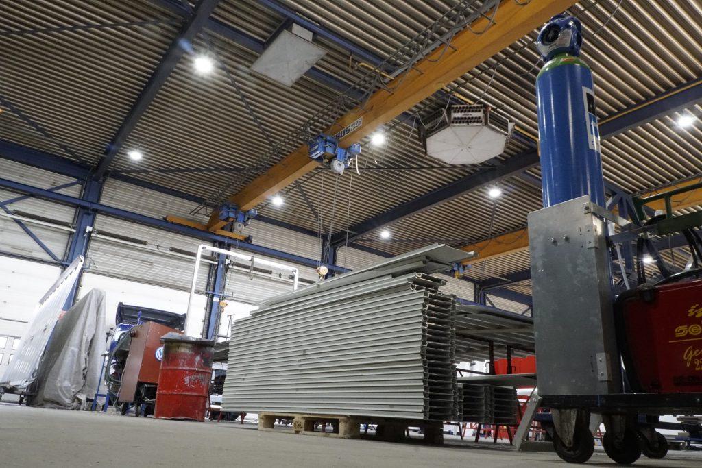 Werkplaats Karhof Compaan bestebak.nl SmiLED Lighting