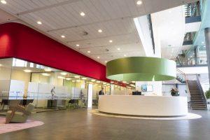 Rabobank Assen & Noord-Drenthe, begane grond (SmiLED Lighting bv, 2018)