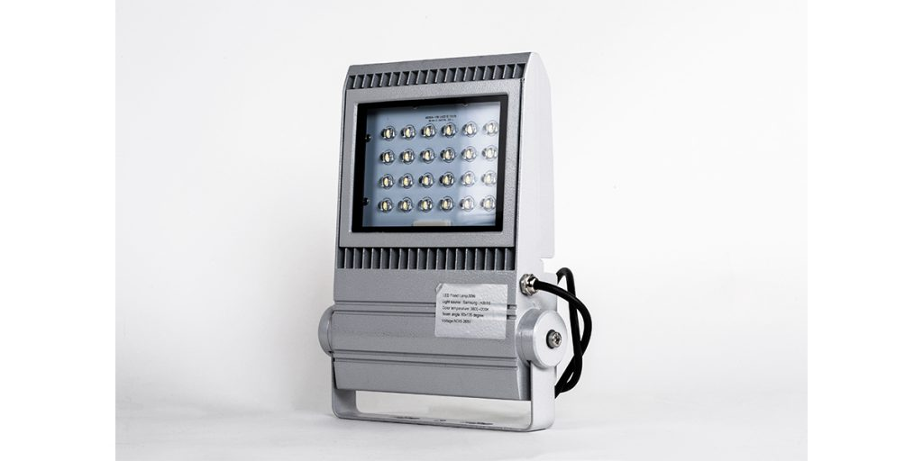 LED Floodlight 50w SmiLED Lighting IP65