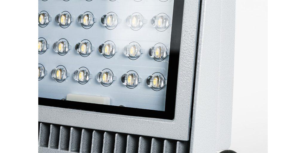 LED Floodlight schijnwerper led 50watt SmiLED Lighting