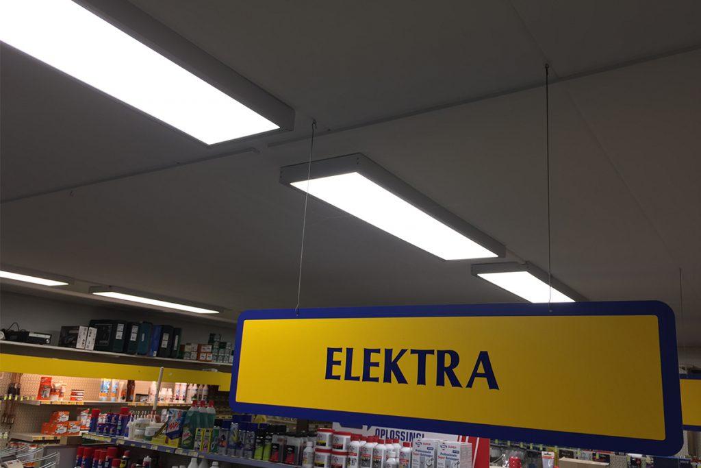 Tissingh zuidlaren opbouwpanelen SmiLED Lighting