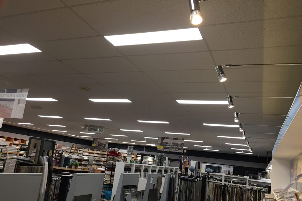 Vloeren en winkel Decokay Winschoten GU10 SmiLED Lighting