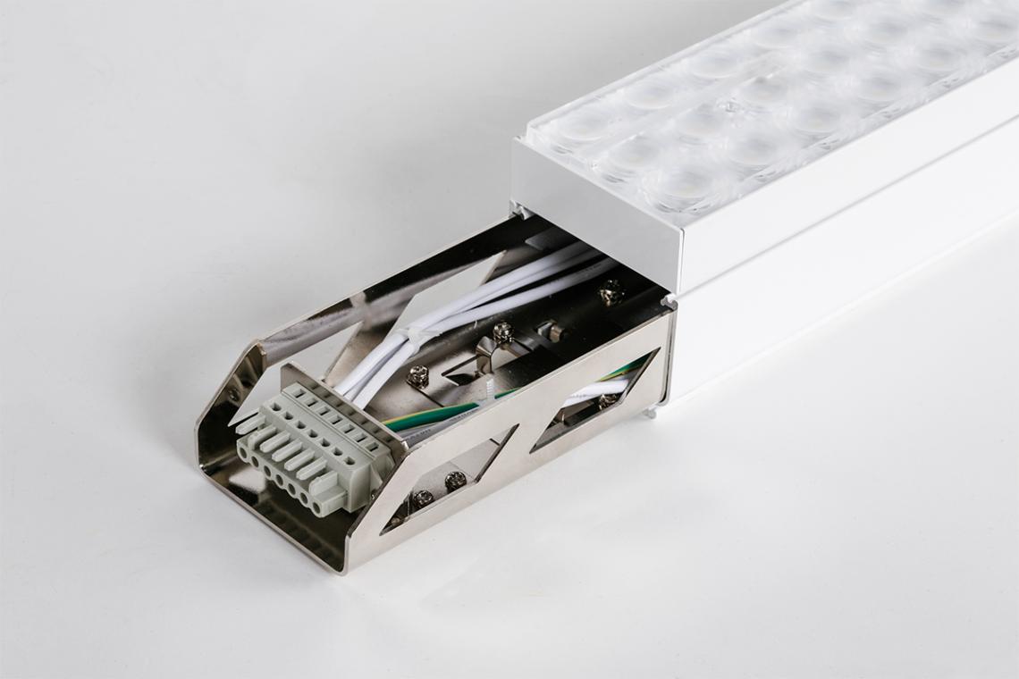 LIchtlijn Linear Trunking SmiLED Lighting Energie investeringsaftrek