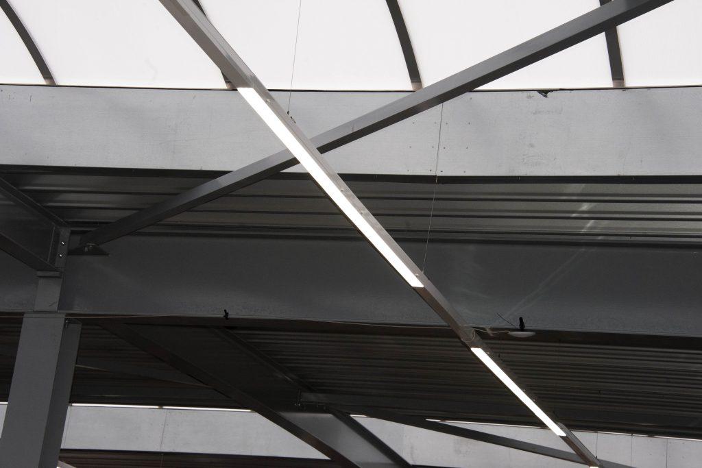 Lichtlijnen Linear Trunking TUV SmiLED Lighting