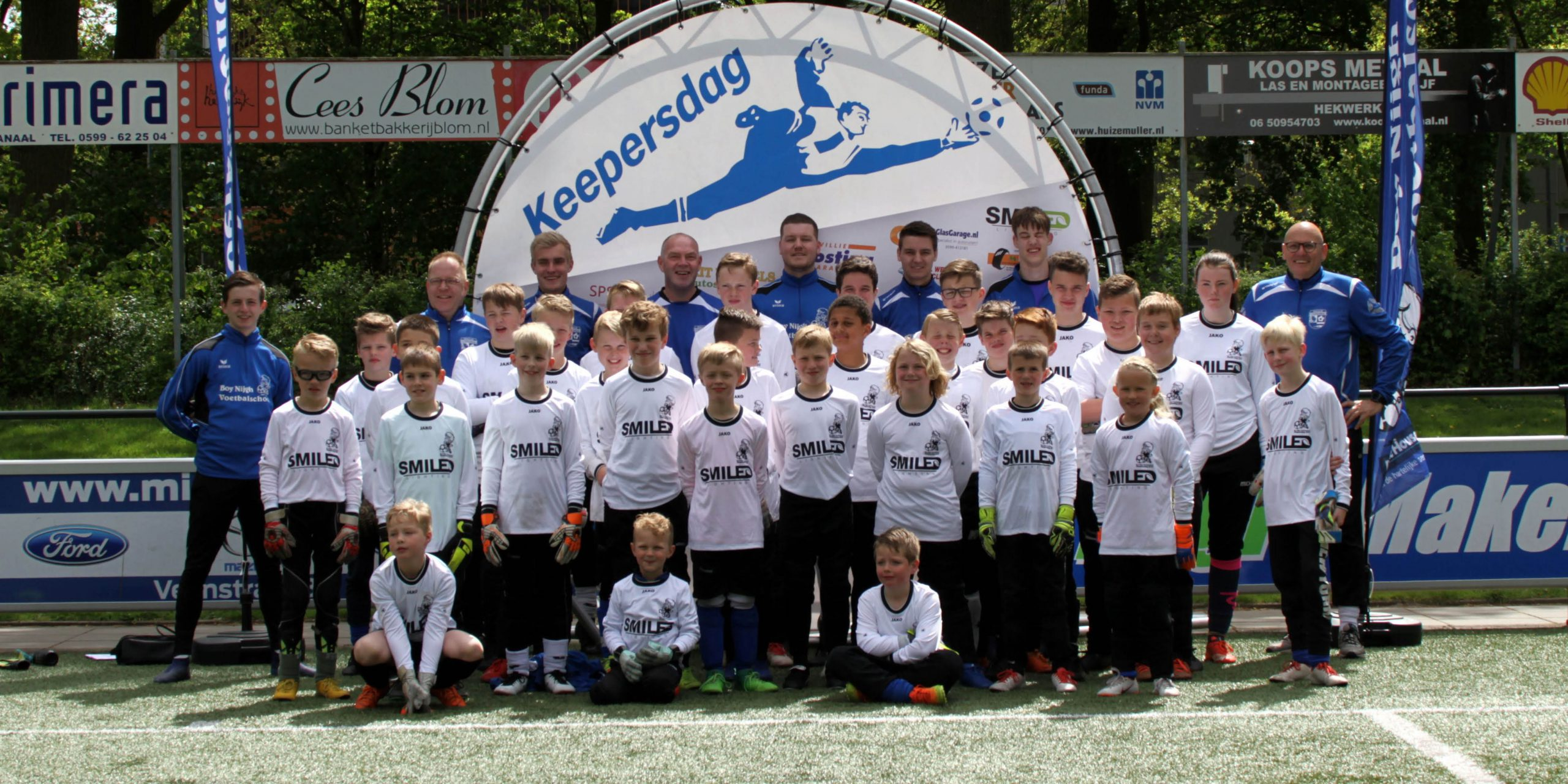 Boy Nijgh voetbalschool sponsoring