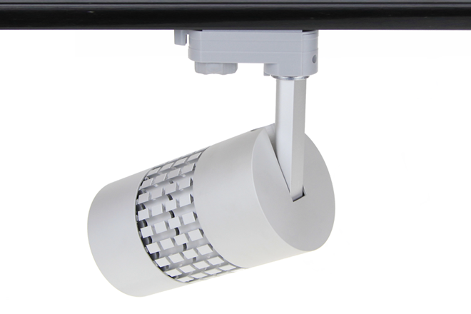 SmiLED-Lighting-Tracklight-D-serie-zilver-op-rails