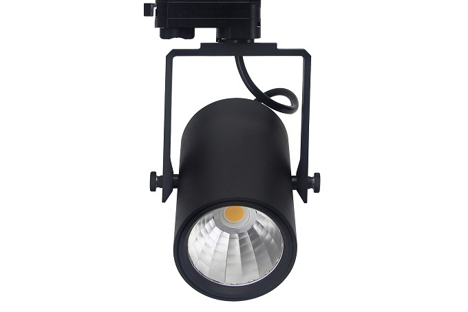 SmiLED-tracklight-Q-serie-dubbele-arm-voorkant
